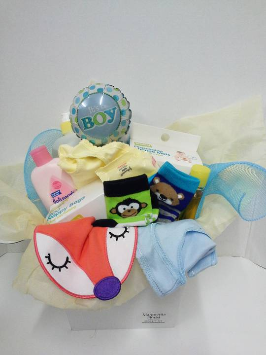 It's a boy giftbox