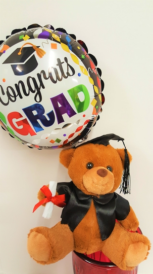 Bear and Balloon Grad combo