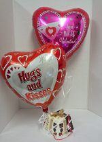 SPECIAL Gourmet Truffles and Loved-Up Helium Balloons
