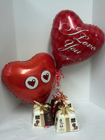 Gourmet Truffles and Loved-Up Helium Balloons